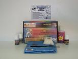 Master Paint Scratch Repair Kit - Suitable For Metallic Paint On Plastic Parts