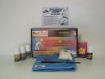Elite Car Scratch Removal Kit -  For Metal & Plastic Parts - Metallic & Solid Paint